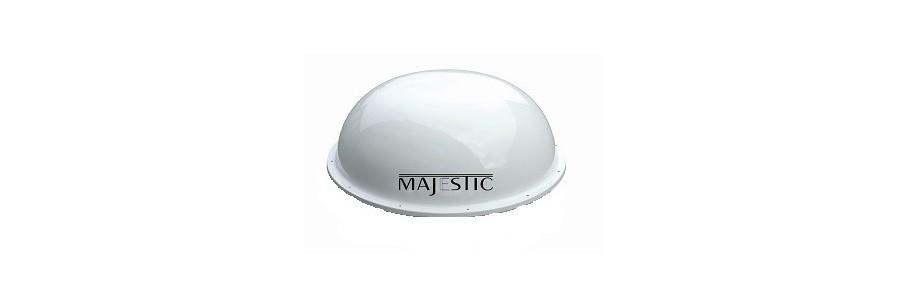 Majestic RV Satellite TV Antenna Spare Parts and Accessories - SATPOS